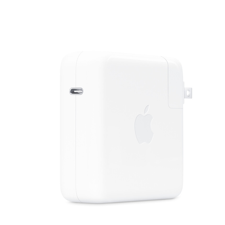 The 12W iPad and the 87W MacBook Pro chargers - Apple iPhone XS and XS Max fast-charging speeds compared: Standard vs iPad vs MacBook charger