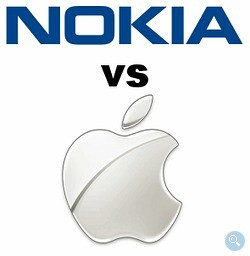 Nokia being sued by Apple in Britain