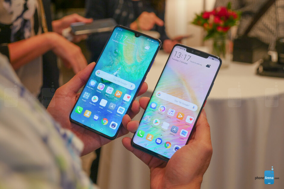 Huawei Mate 20 & Mate 20 Pro hands-on
