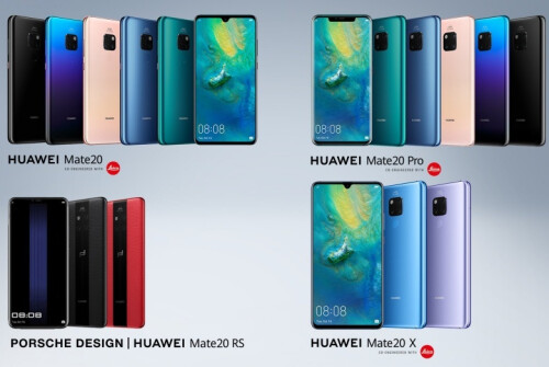 Huawei Mate 20 X sets to prove bigger is better, going for the Galaxy Note 9 jugular with a stylus