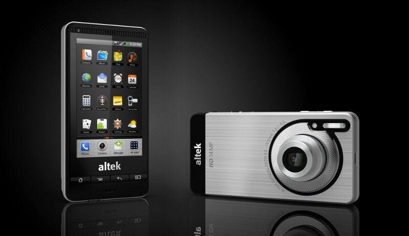Altek moving along with its Leo 14MP Android cameraphone