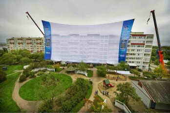 Nokia N8 video output demoed on the largest movie screen in the world