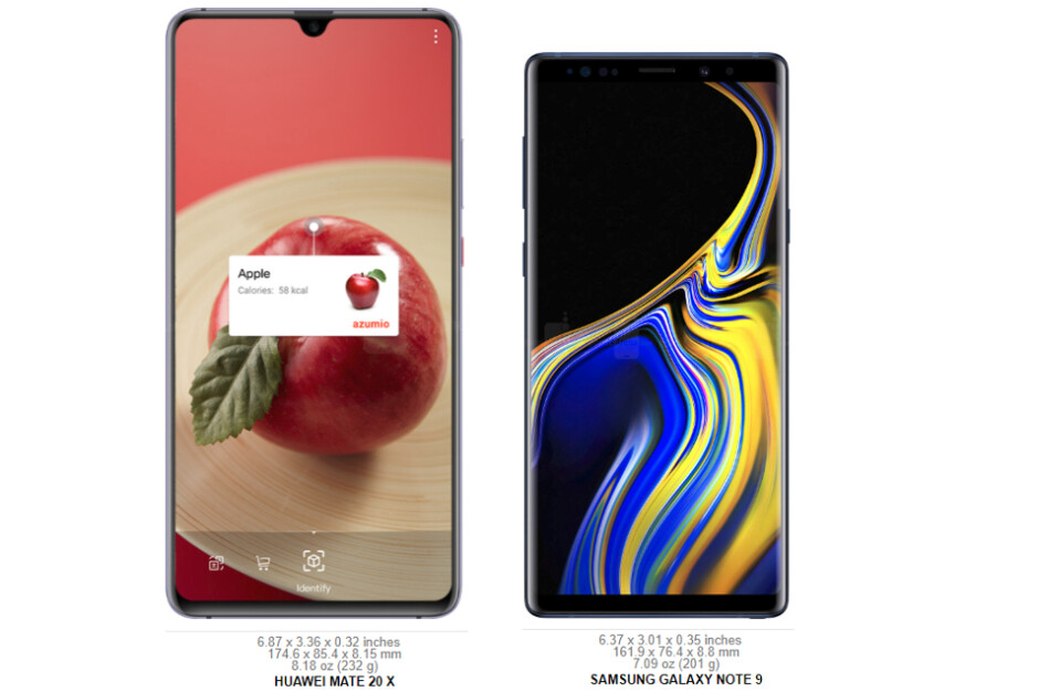 Would you own a phone as big as the Huawei Mate 20 X?