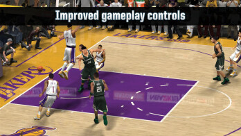 NBA 2K19 for Android launched without some content available