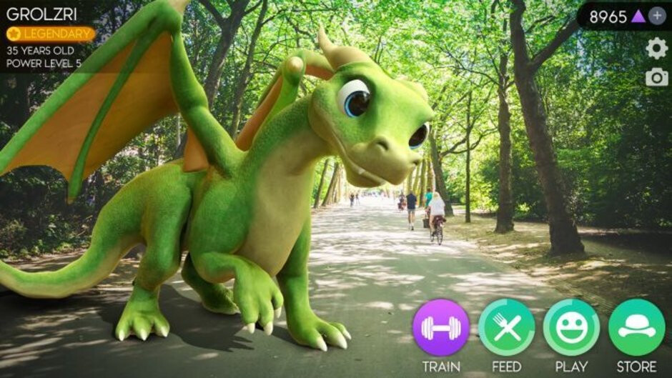 Best AR games you should play on your iPhone or Android device (October 2018)