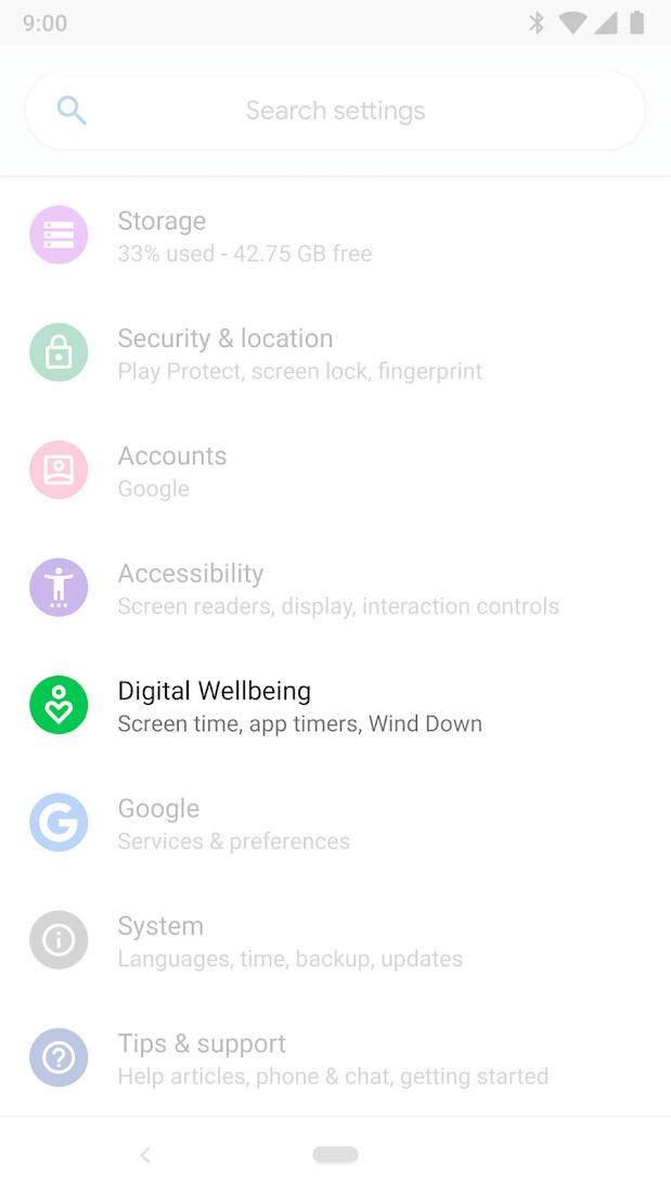 Digital Wellbeing kommt offiziell zu allen Android-Smartphones