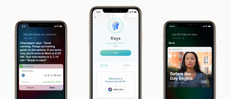 Siri Shortcuts in iOS 12 offer an easy way to automate many of the tasks that you'd otherwise perform manually - Apple lists popular apps that use the Siri Shortcuts feature in iOS 12
