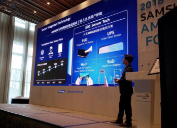 Samsung provides a glimpse at future smartphone designs with new display tech
