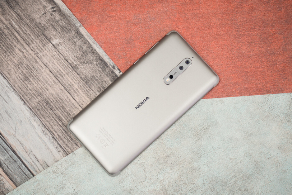 Nokia 8 - Nokia 8.1 spotted with mid-range specs and Android 9 Pie