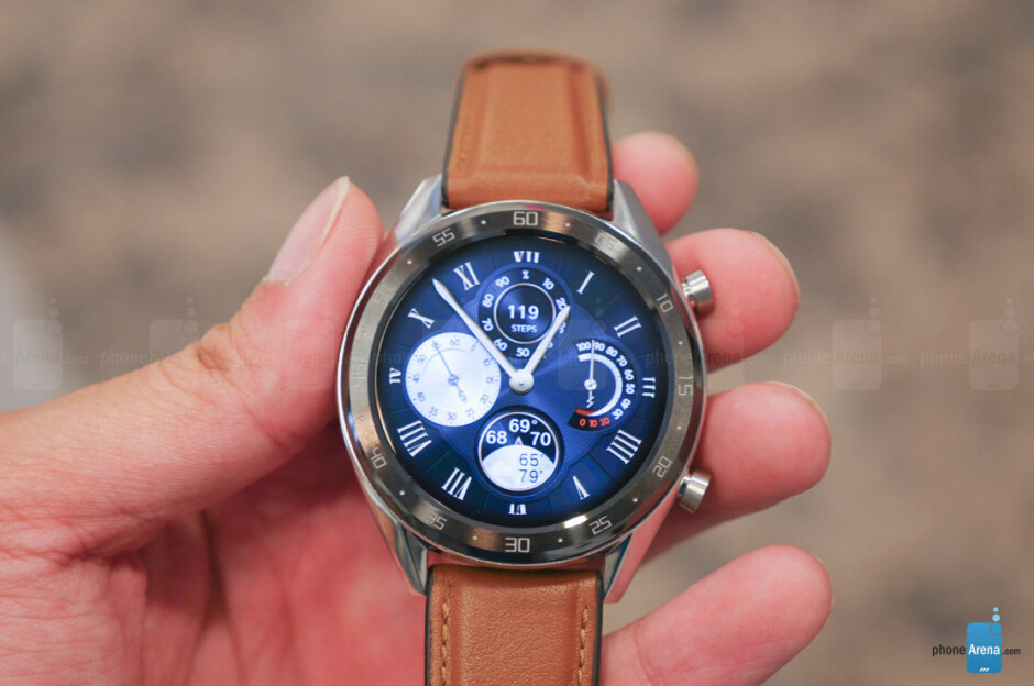 Huawei Watch GT - Honor Watch to be introduced on October 31 alongside Honor Magic 2