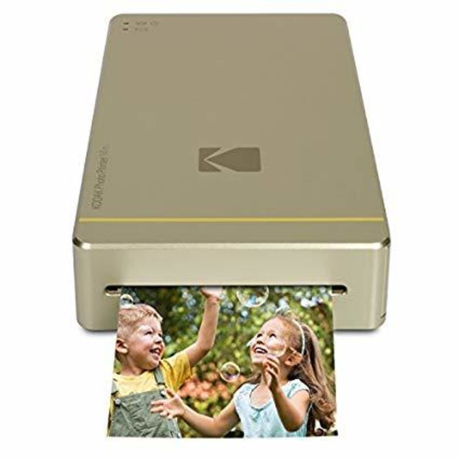 The first 100 to buy the BlackBerry KEY2 from BlackBerry Mobile's EU website will receive a free Kodak Photo Printer Mini - First 100 to buy the KEY2 from BlackBerry Mobile's EU site get a free Kodak Photo Printer Mini