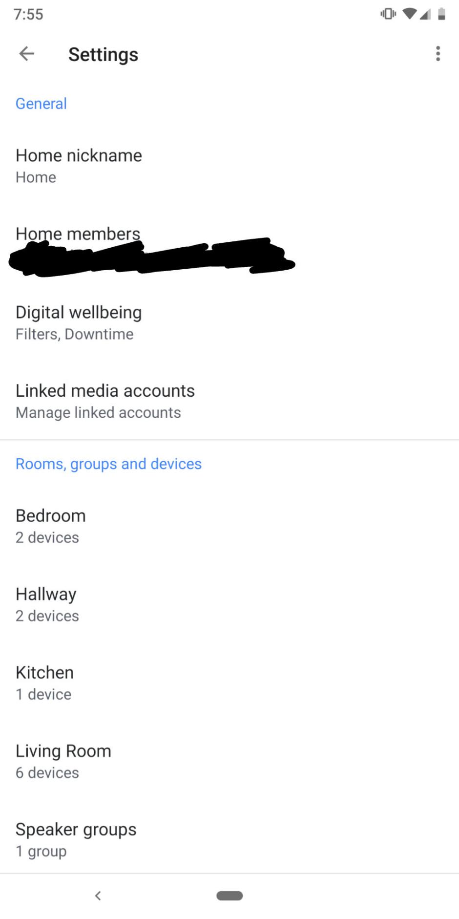 Google Home smart speakers start receiving Digital Wellbeing support