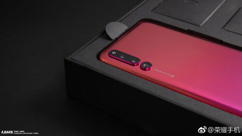 Honor Magic 2 press renders