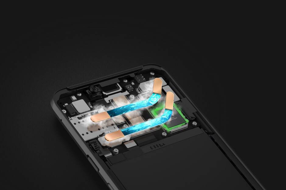 Xiaomi Black Shark Helo announced: Refined design with 10GB of RAM