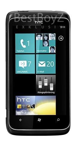 HTC Mondrian front