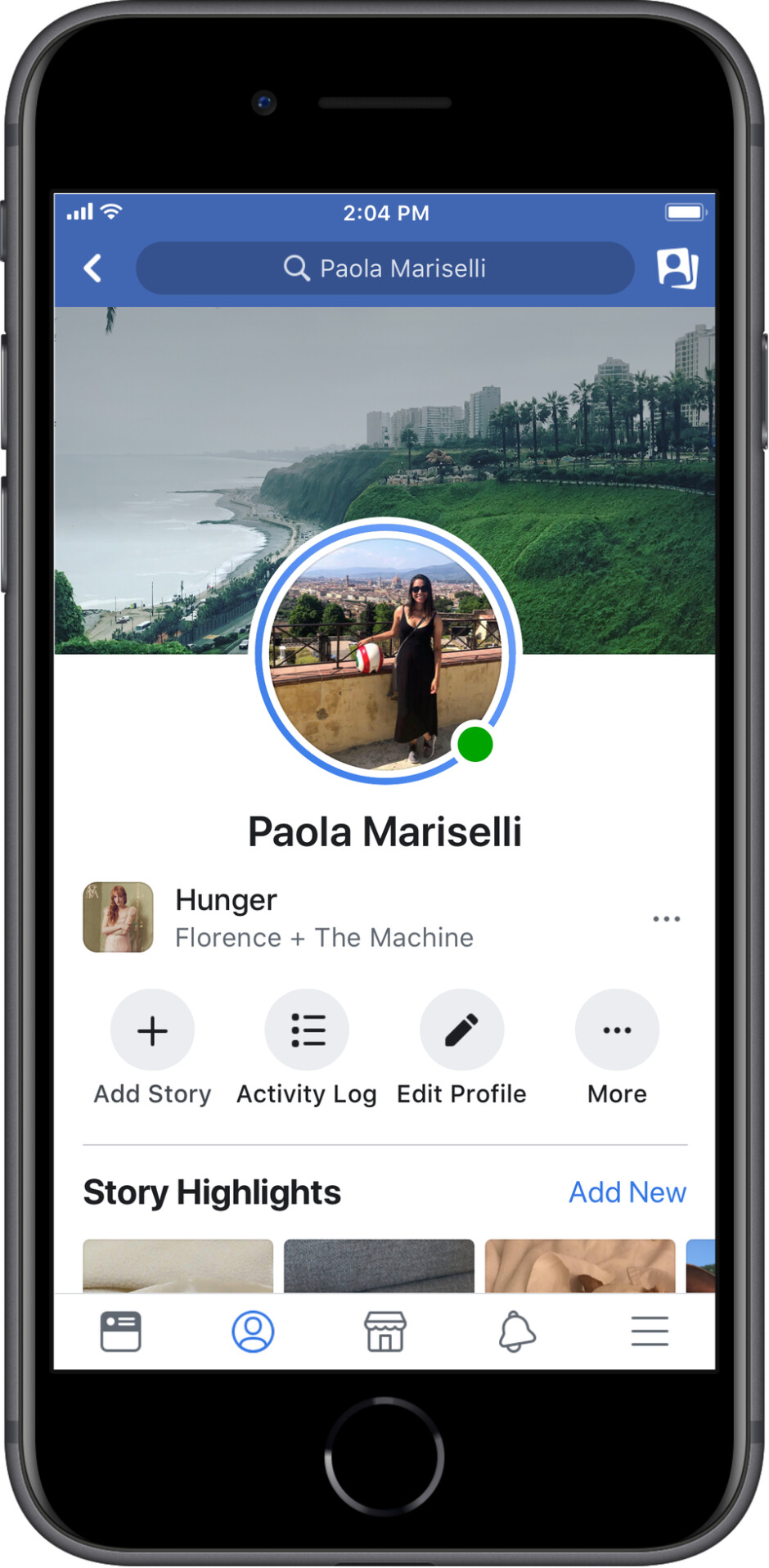Facebook update brings option to add songs to photos and videos