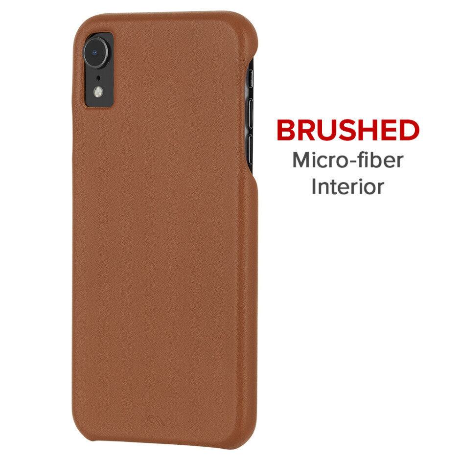 Best iPhone XR leather cases