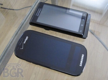 More Samsung Continuum leaked photos