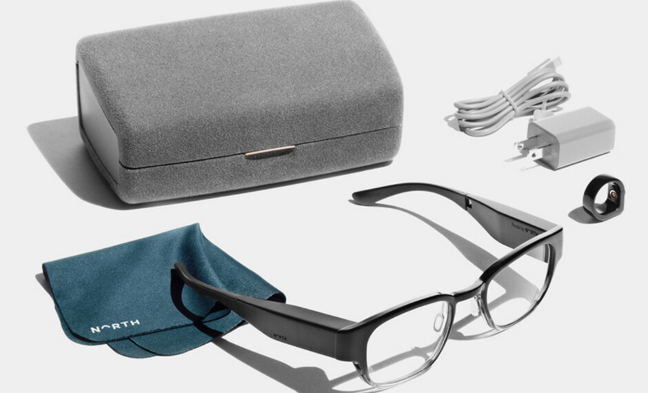 Focals smartglasses are $999 and come with everything you see here - Amazon backed firm to launch $1,000 pair of Alexa powered smartglasses this year
