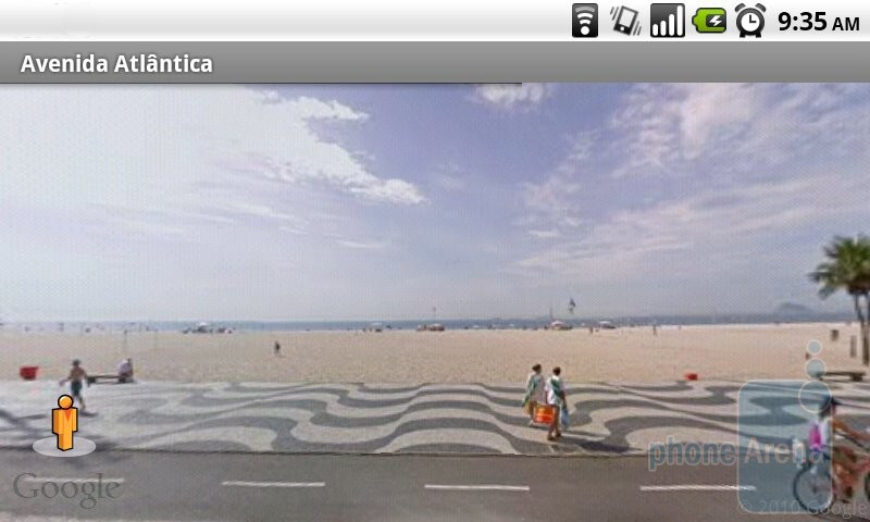 All 7 continents are now represented in Google Street View for mobile