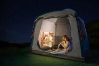 Camping-movie-night