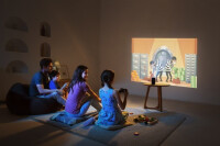 Play-games-with-a-big-screen