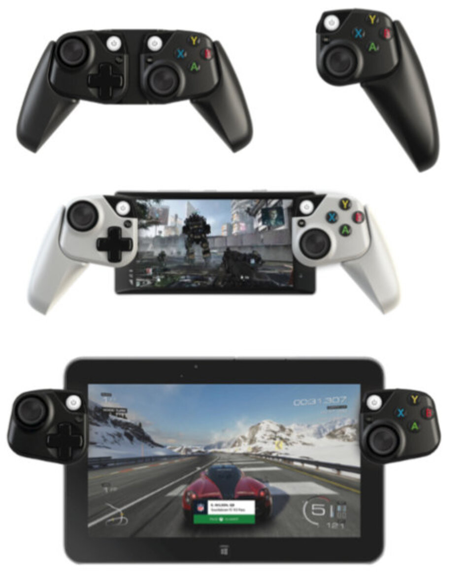Microsoft looking to bring physical controls to mobile gaming via Xbox controllers
