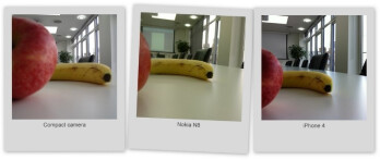 First camera comparisons of the Nokia N8 and the iPhone 4 emerge