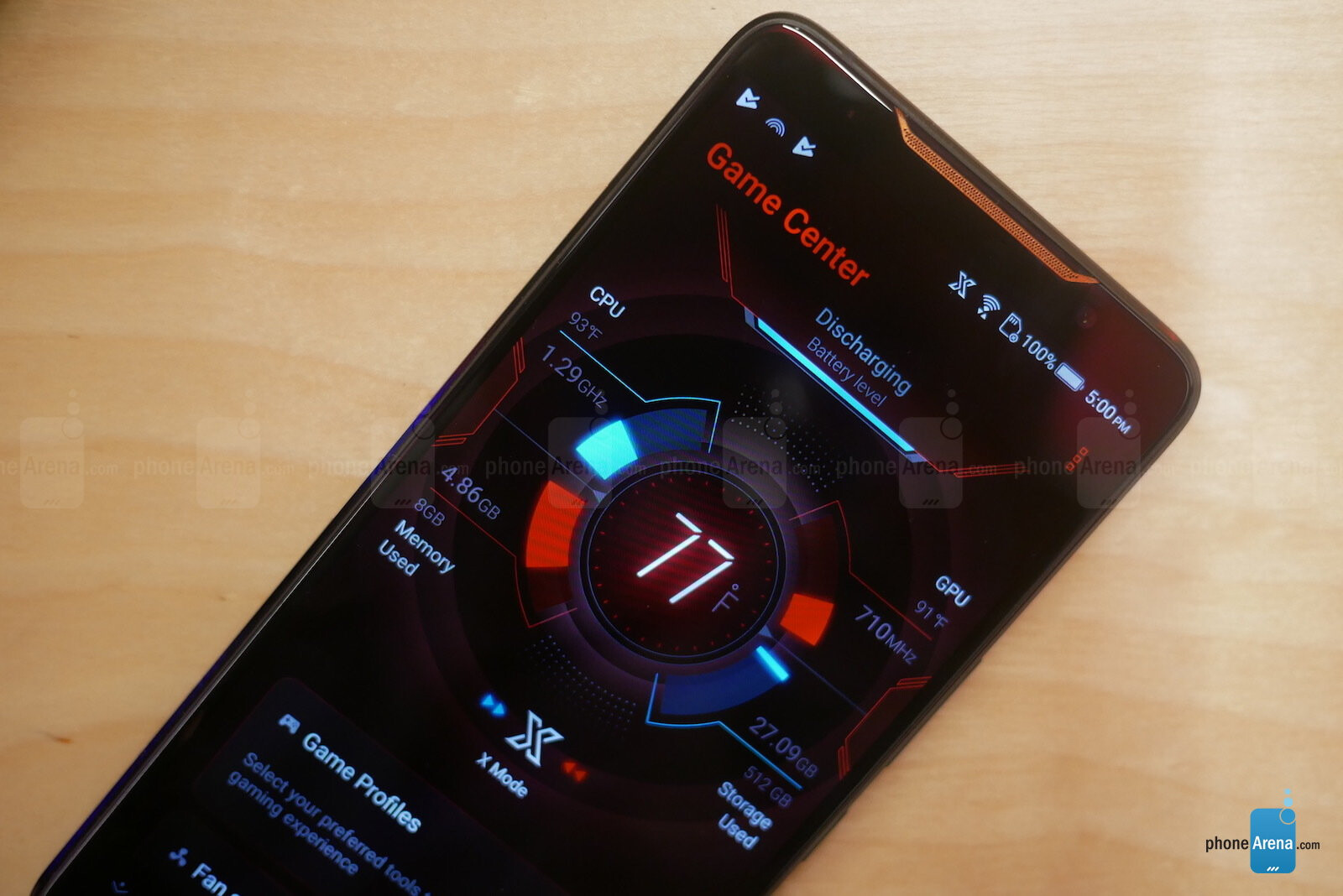 Asus ROG Phone and Accessories Hands-On: More Hardware, More Gaming | PhoneArena reviews