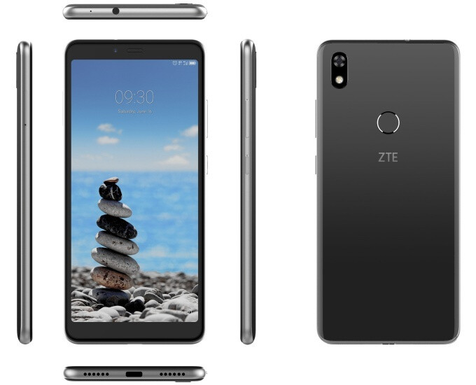 ZTE Blade Max 2s - ZTE's two new affordable phones for the US are a sorry excuse for a comeback