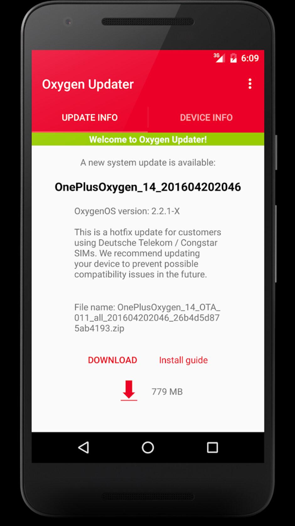 Image result for OnePlus Phones Can No Longer Download Updates via Oxygen Updater App