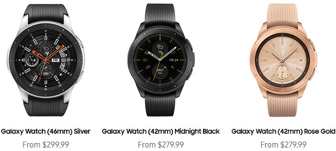 Deal: Samsung Galaxy Watch price hits new low in the US
