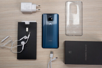 Huawei Mate 20 Unboxing and First look