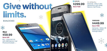 Unlocked Phone Deals For Black Friday