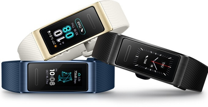 Huawei Band 3 Pro and Huawei Band 3e low-cost wearables arrive in the US