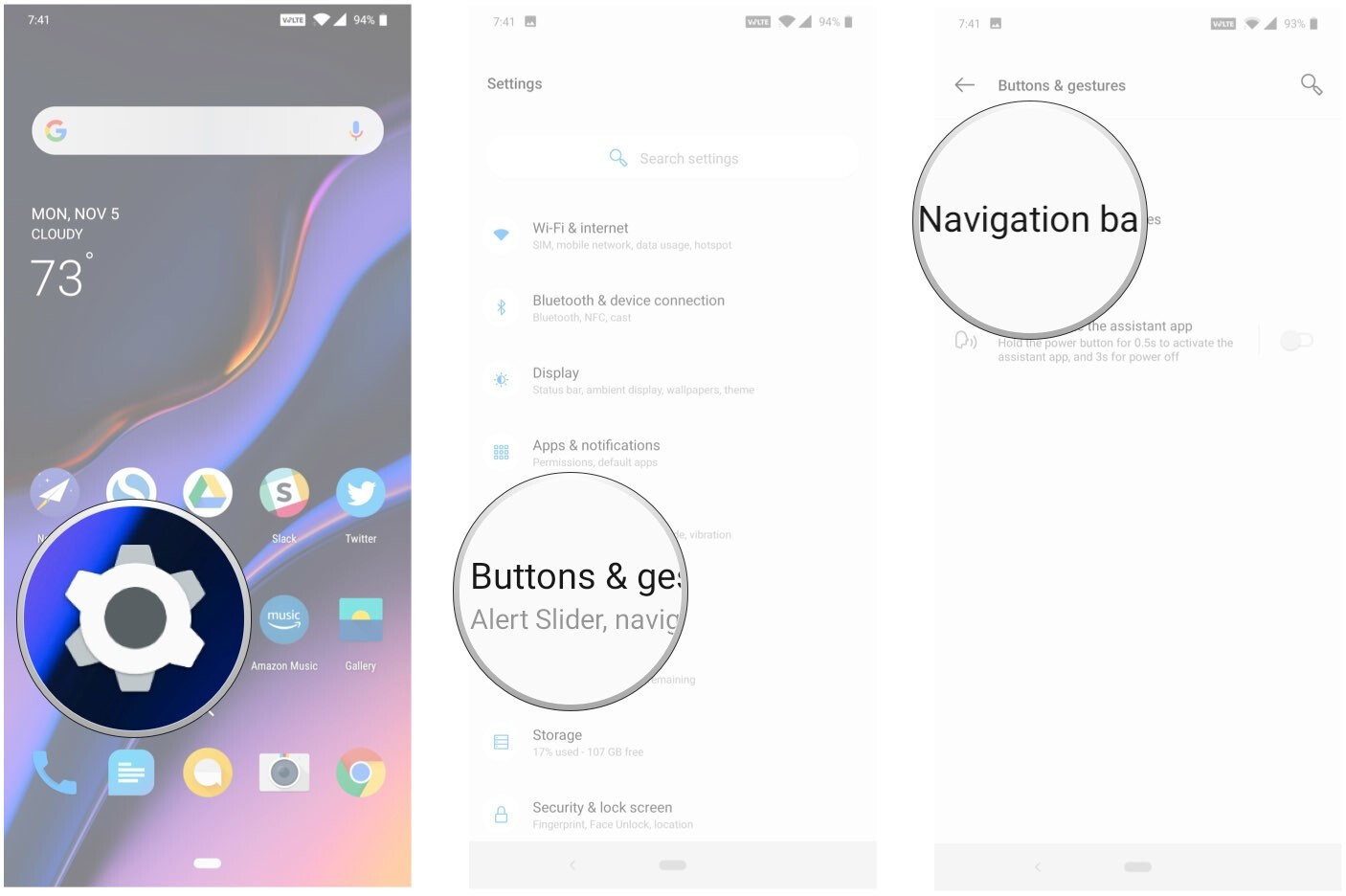 Oneplus 6t Users Can Choose Between Two Different Styles Of