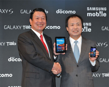 Samsung Galaxy S & Galaxy Tab set to arrive in the land of the rising sun