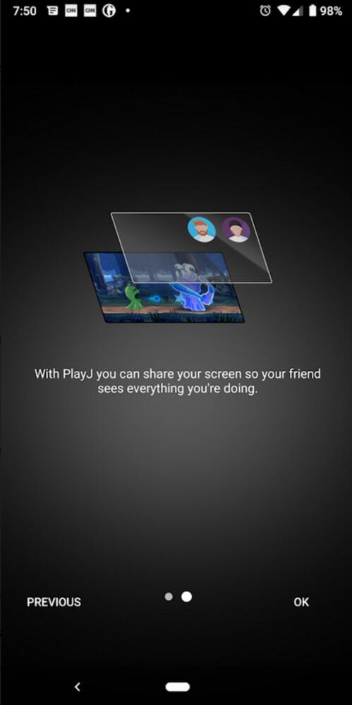 Sony veröffentlicht seine PlayJ-App, mit der Benutzer Videos und mobile Spiele-Streams mit Freunden