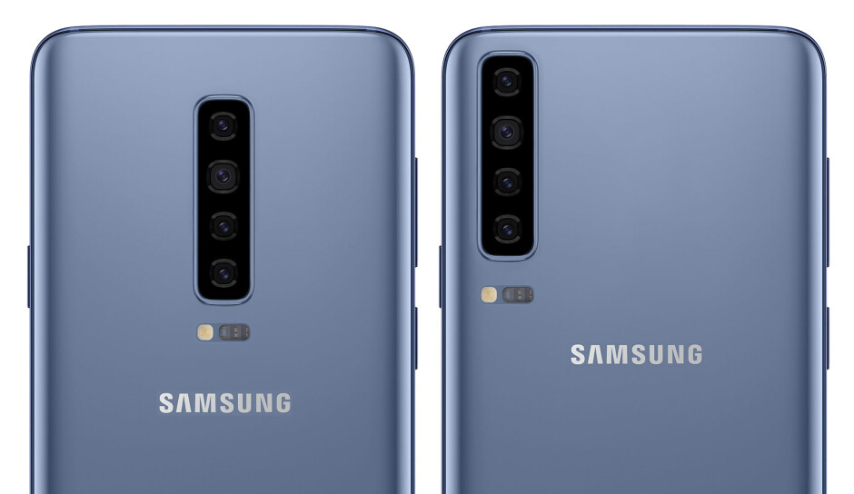 Samsung developing top-tier Galaxy S10 variant with 5G support and six cameras