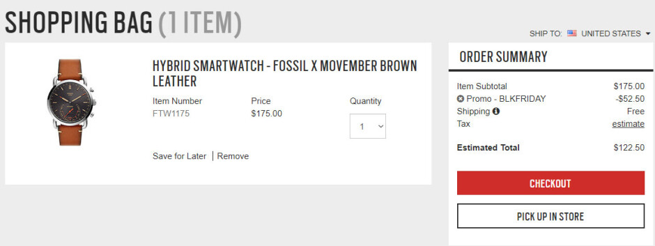 Fossil debuts Black Friday sale, save 30% on various smartwatches