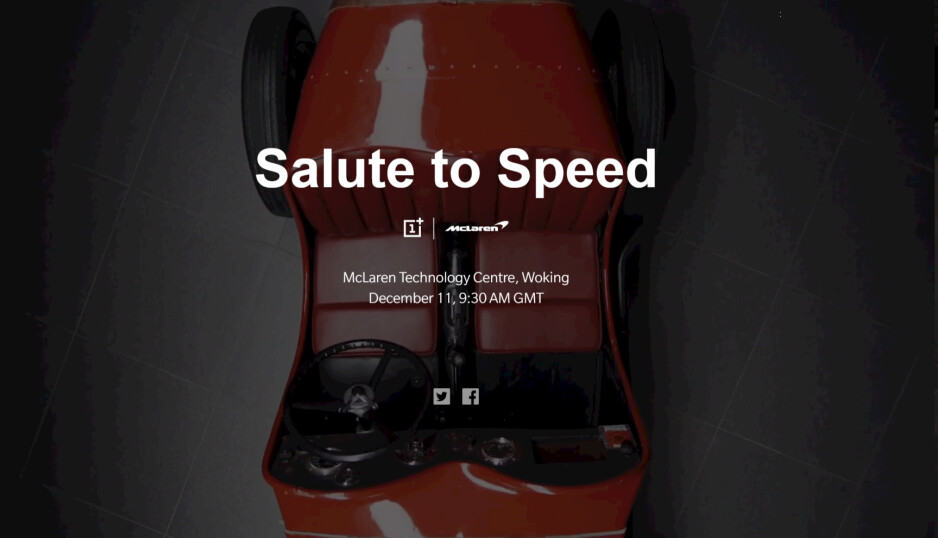 OnePlus teams up with McLaren for a limited edition 6T