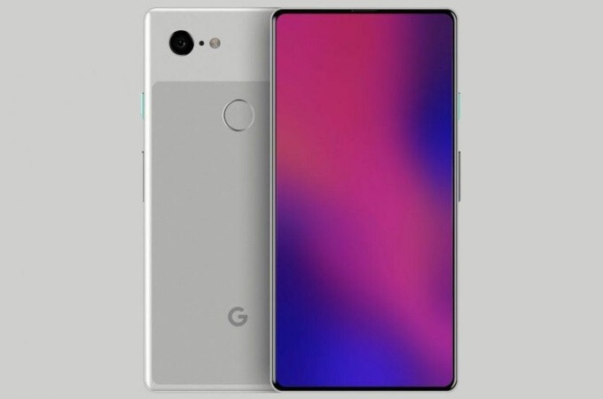 Pixel Ultra concept by Rozetked - The Pixel Ultra and Pixel 3 Lite are not the solution to Google's smartphone problems