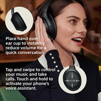 Sony WH1000XM3 - Best wireless headphones to buy in 2020