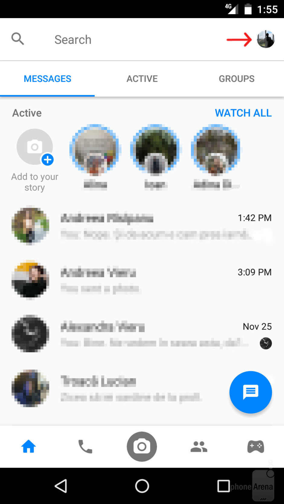 Android: How to disable Facebook Messenger chat heads
