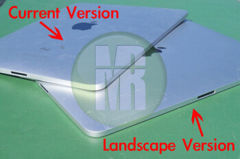 Potential rear casing of the next iteration of the iPad is leaked?