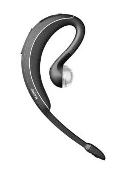 Jabra's WAVE Bluetooth headset works with their World of Apps portal