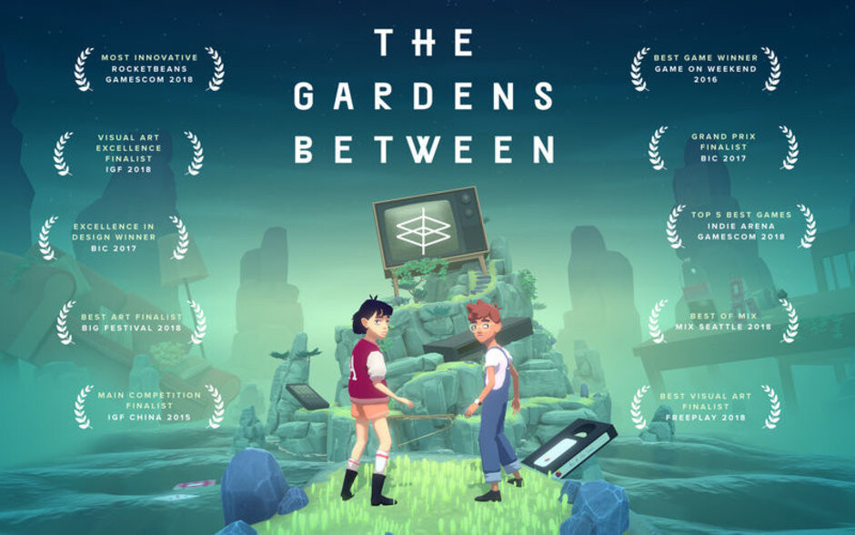 "The Gardens Between - Here are Apple's top picks for its ""Best of 2018"" apps and games on the App Store"