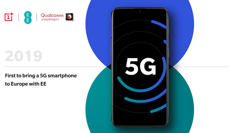A new OnePlus handset will be Europe's first 5G phone - OnePlus will be first with a Snapdragon 855 phone, first in Europe with a 5G phone