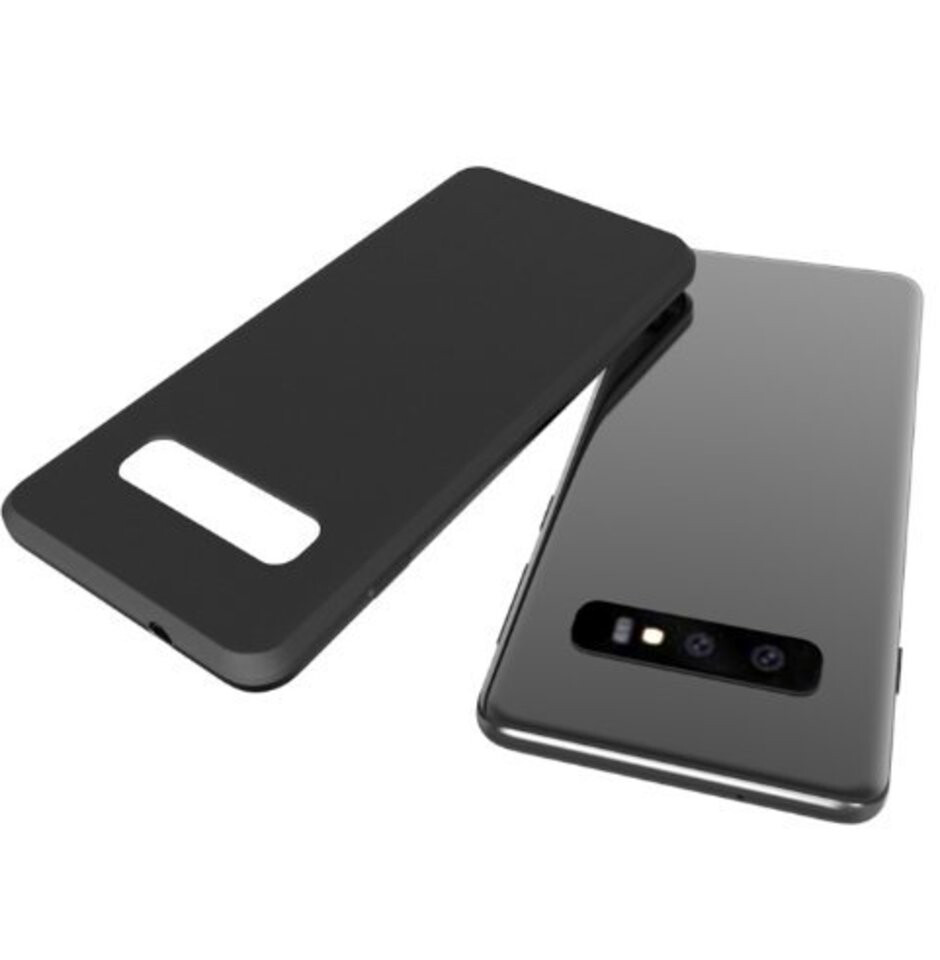 Galaxy S10's alleged dual-camera rear - People mostly dig the alleged Galaxy S10 design leaks (results)