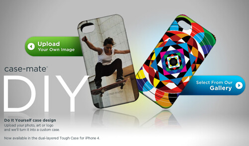 Case-mate DIY custom cases adds some personalization to your smartphone